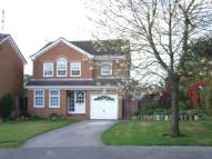 4 bedroom Detached home in Chartwell Road...