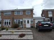 3 bed semi detached house in Dove Drive, Selston...