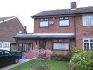 4 bed semi detached house in Royal Oak Drive, Selston...