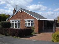 Bungalow in Southgate Road, Warsop...