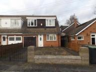 3 bedroom semi detached property in Highfield Road, Nuthall...