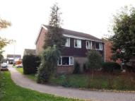 semi detached house for sale in Papyrus Way, Sawtry...