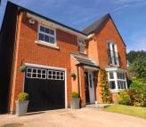 Detached house for sale in Brock Close, Rubery...