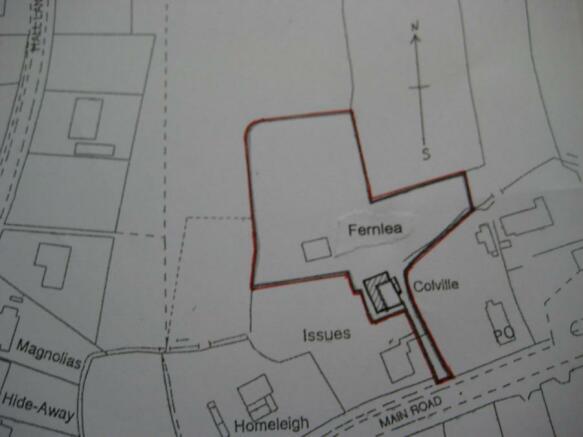 Plan Of Land