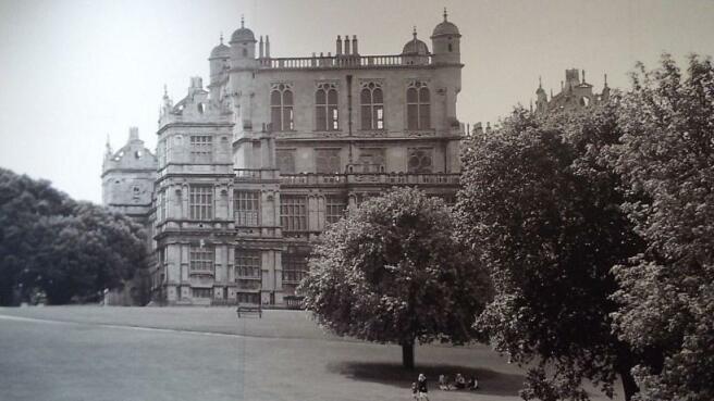 Wollaton Hall