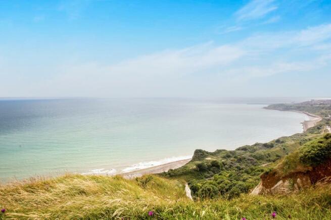 Cliff top views
