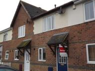 Terraced house in Mayfly Drive, Hawkinge...