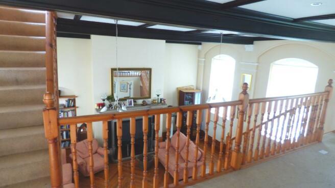 Mezzanine Living Roo