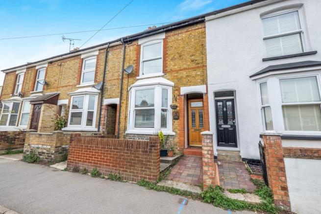 2 Bedroom Terraced House For Sale In Upper Fant Road Maidstone Kent ME16