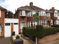 3 bed semi detached home in Upper Meadow Road...