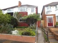 semi detached property in Max Road, Quinton...