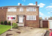 3 bedroom semi detached home in Thirlmere Close...