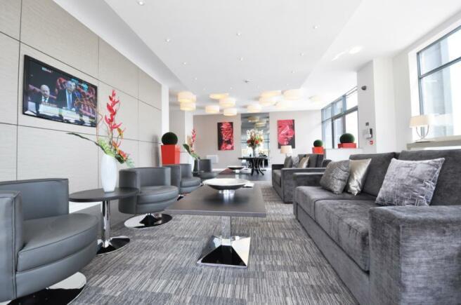 Example Wifi Lounge