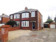 3 bedroom semi detached house in Mandale Road...