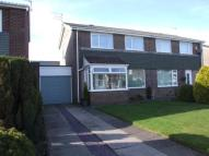 2 bed semi detached house for sale in Rowan Drive, Ponteland...