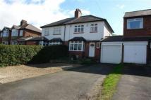 3 bed semi detached home for sale in New Ridley Road...