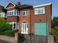 semi detached house in East Avenue, Scalby...