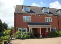 4 bed Terraced home in Westhill Close...