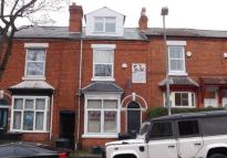 Terraced house in Tiverton Road...