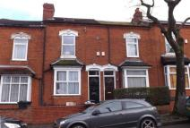 Terraced property in Dawlish Road, Selly Oak...