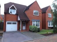 Detached property in Westhill Close...
