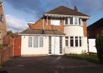 Detached property in Lodge Hill Road...