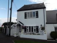semi detached house in Redburn Row...