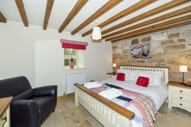 The Barn Bedroom