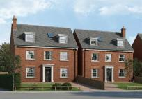 5 bedroom new house in New Lane, Neasham...