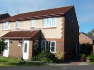 3 bed semi detached home for sale in Bridgemere Drive...
