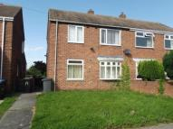 2 bedroom semi detached home for sale in Coronation Avenue...