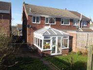 3 bedroom semi detached property for sale in Valley View, Sacriston...