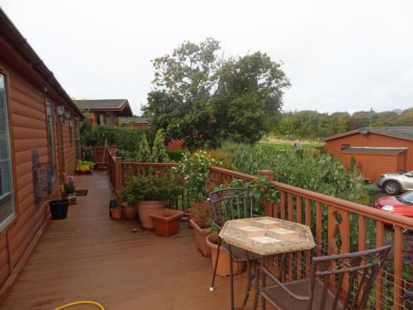 Outside Decking Area