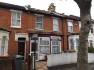 Terraced property in South Esk Road...
