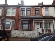 Terraced home for sale in Ashford Road, East Ham