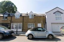 2 bedroom Terraced property in Thames Road, Chiswick...