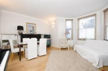Flat in Redcliffe Square...