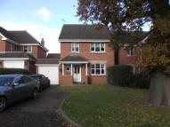 4 bed Detached property in Bramble Drive, Sheldon...