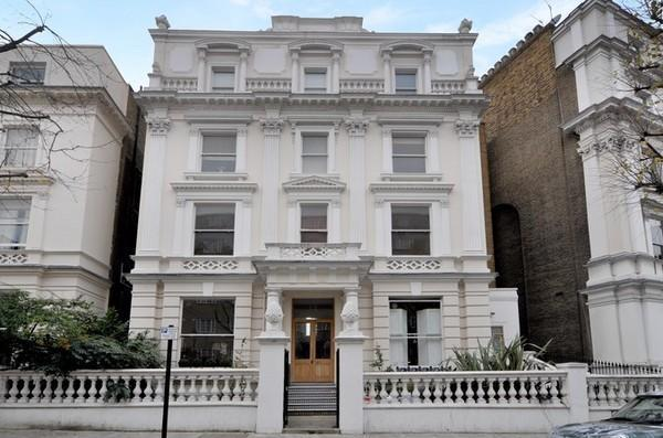 17 bedroom terraced house for sale in pembridge gardens for House notting hill