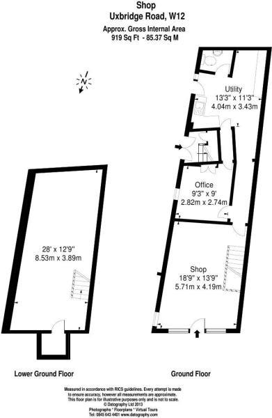 Shop - Floorplan