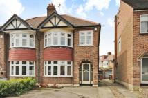 3 bedroom semi detached property for sale in Fairlight Close, London