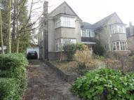 semi detached home in Woodside Grange Road...