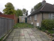 Bungalow in Swan Lane, London, N20
