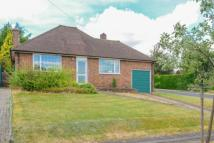 Bungalow for sale in Wyatts Close...