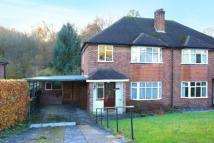 3 bedroom semi detached house in Chorleywood...