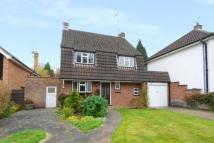Detached house in Chorleywood...
