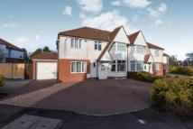 5 bed semi detached home for sale in Stanway Road, Shirley...