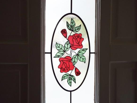Hall Stained Glass