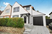 semi detached property in Thornton Road, Bromley