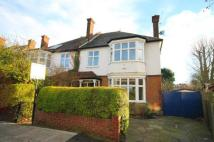 4 bedroom semi detached property in Wendover Road, Bromley